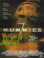 Постер к фильму 7 мумий / Seven Mummies (2006)