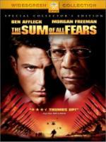 Постер к фильму Цена страха / Sum of All Fears, The (2002)
