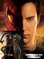 Постер к фильму Человек-паук 2 / Spider-Man 2 (2004)
