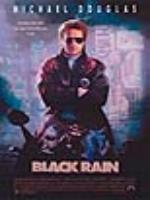 Постер к фильму Чёрный дождь / Black Rain (1989)