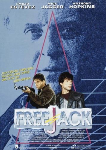 Постер к фильму Корпорация «Бессмертие» / Freejack (1992)