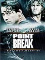 Постер к фильму На гребне волны / Point Break (1991)