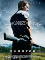 Постер к фильму Стрелок / Shooter (2007)