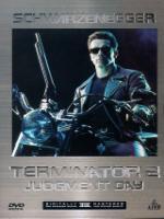 Постер к фильму Терминатор 2 / Terminator 2: Judgment Day (Director's Cut)[AVC] (1991)