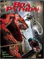 Постер к фильму Змеиная битва / Boa vs. Python (2004)